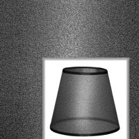 ORGANZA-BLACK  151-62